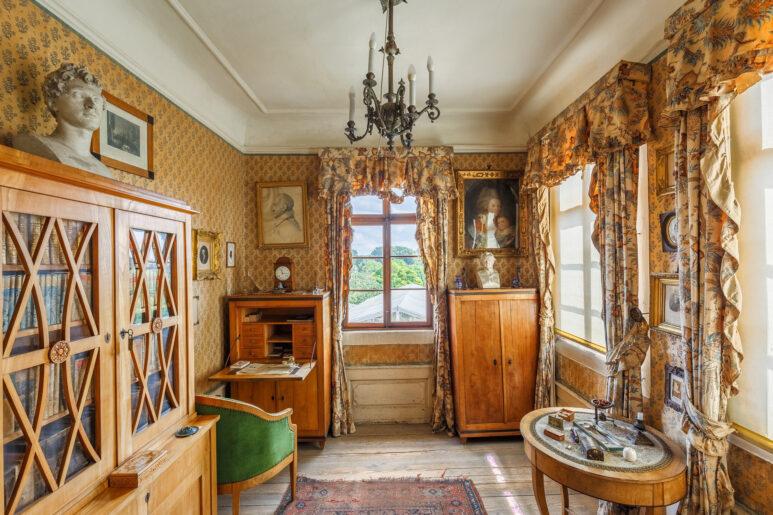 Brentano-Haus, Goethezimmer