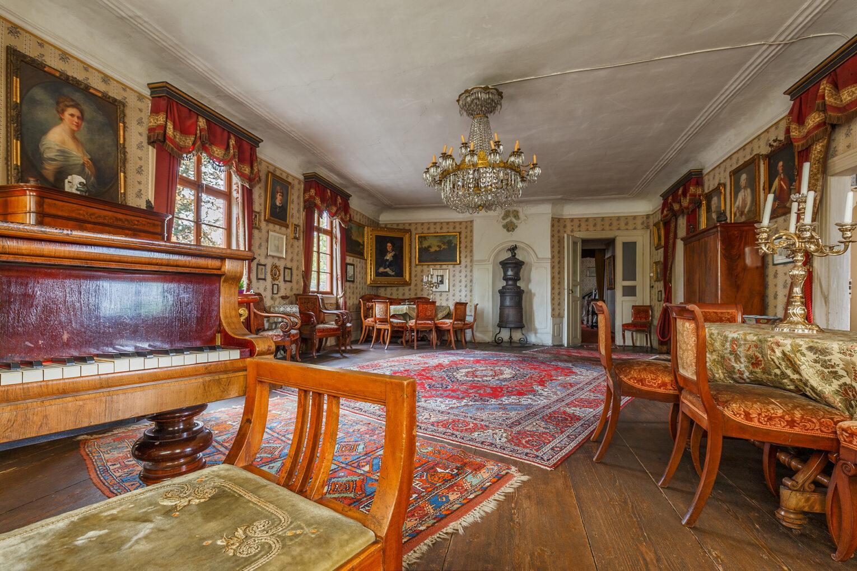 Brentano-Haus, Gesellschaftsraum