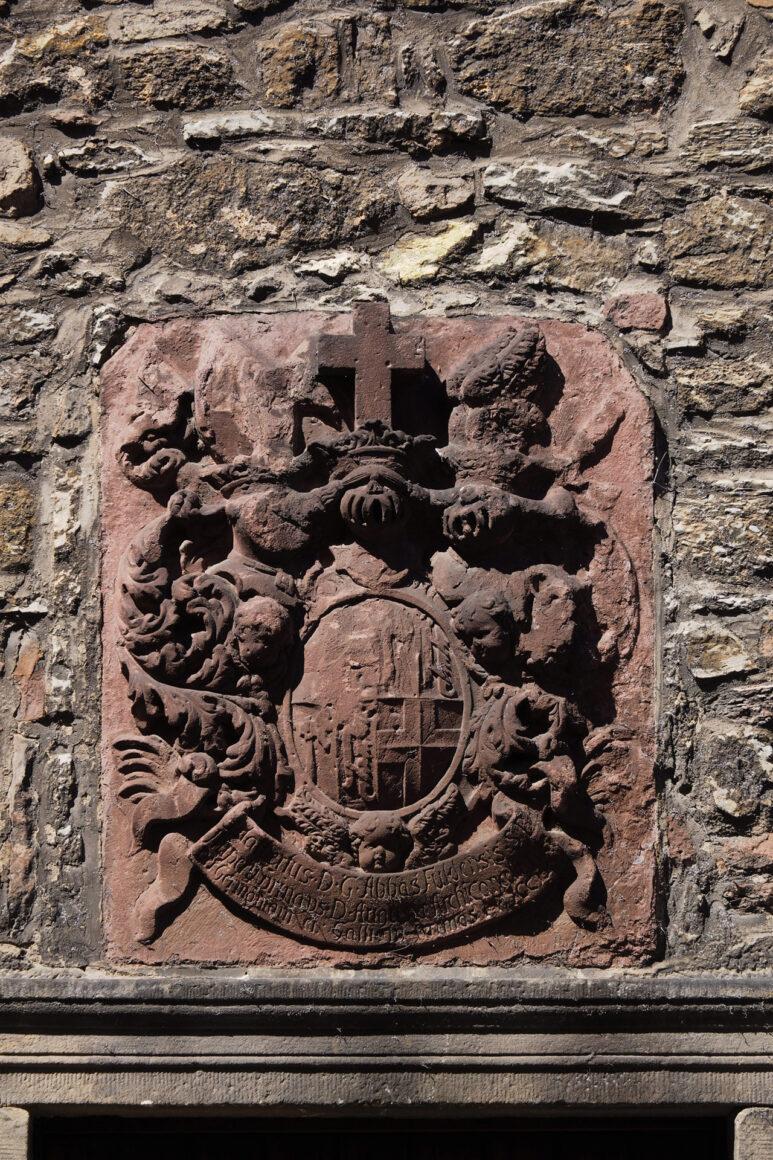 Burg Fürsteneck, Wappen