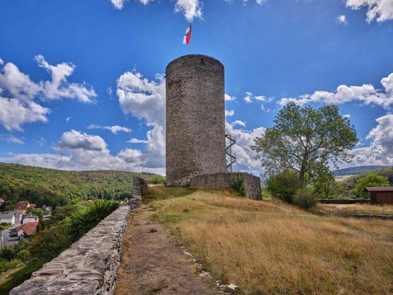 Burgruine Altweilnau