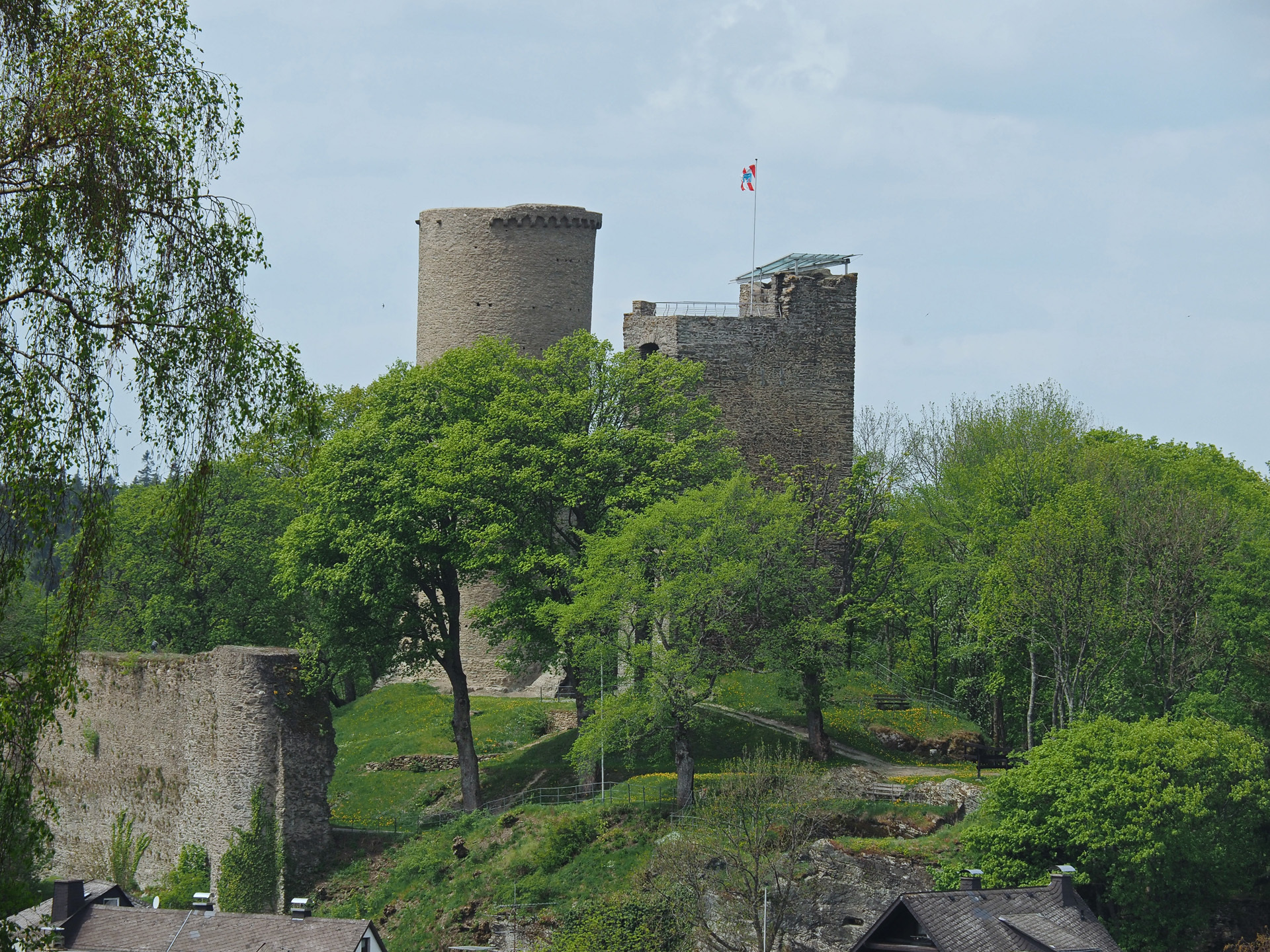Burgruine Oberreifenberg