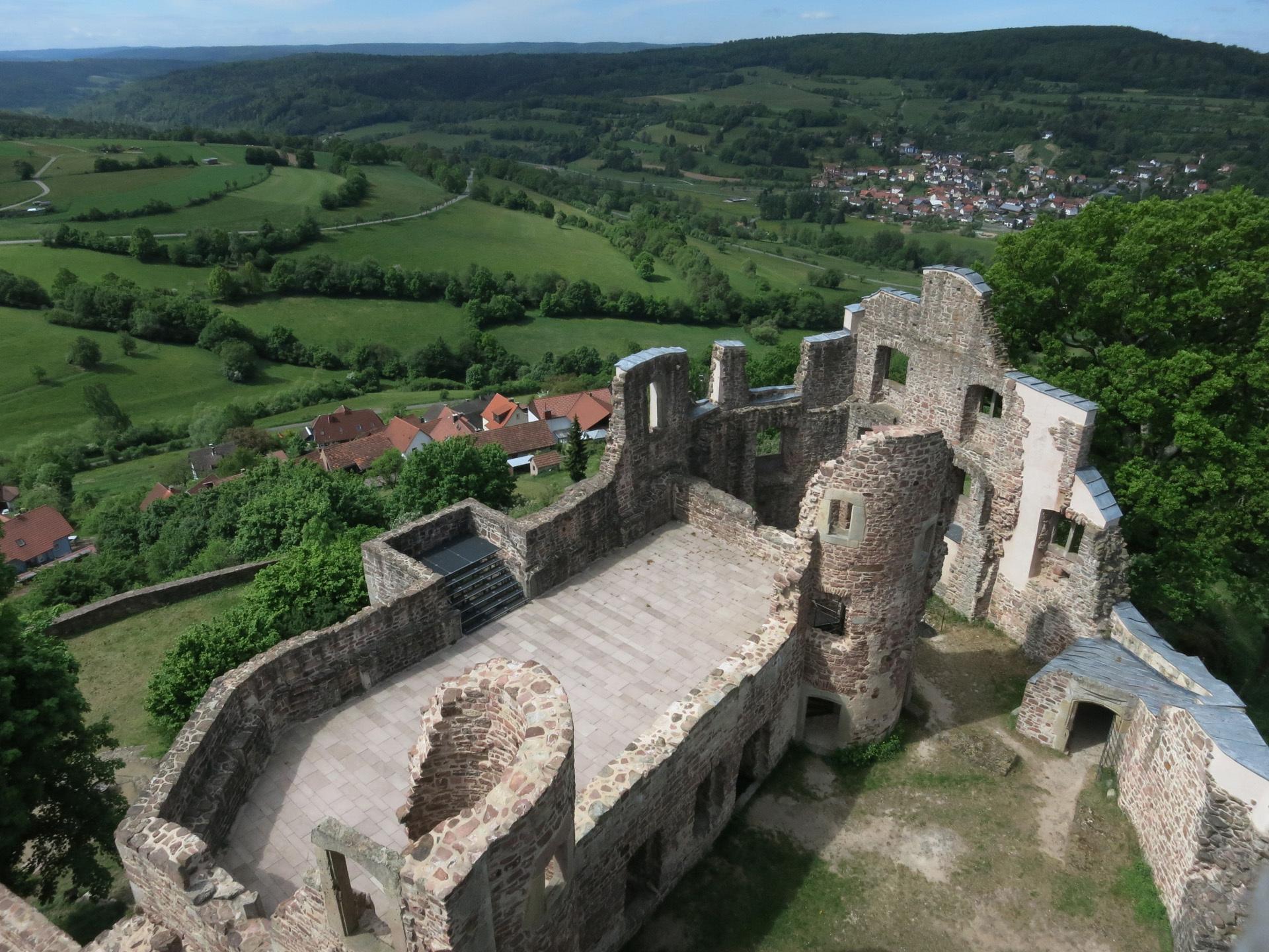 Burgruine Schwarzenfels