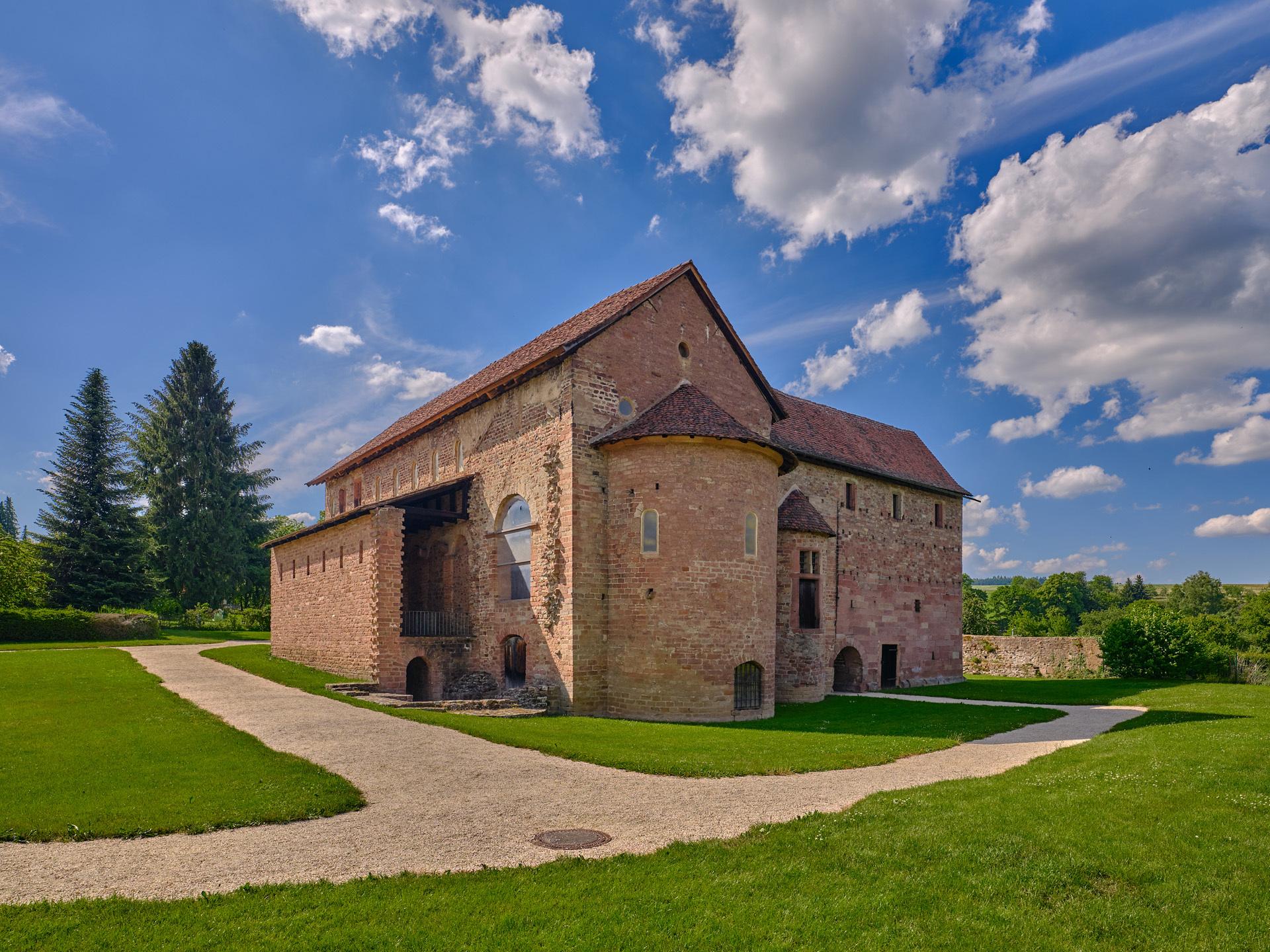 Einhardsbasilika Michelstadt-Steinbach