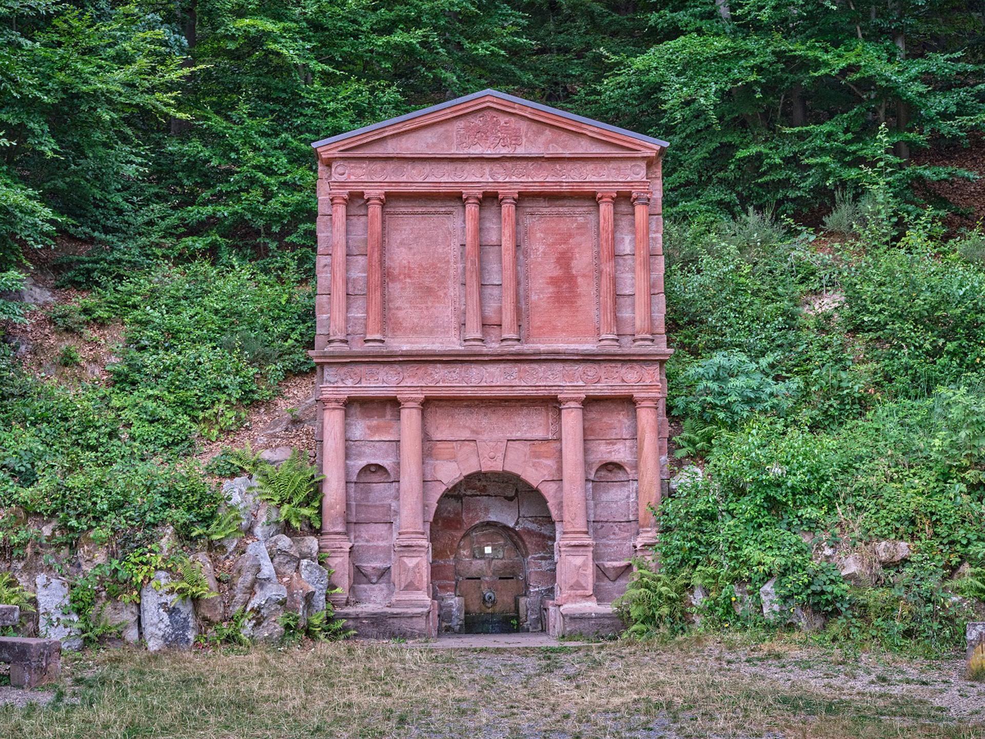 Elisabethbrunnen Schröck
