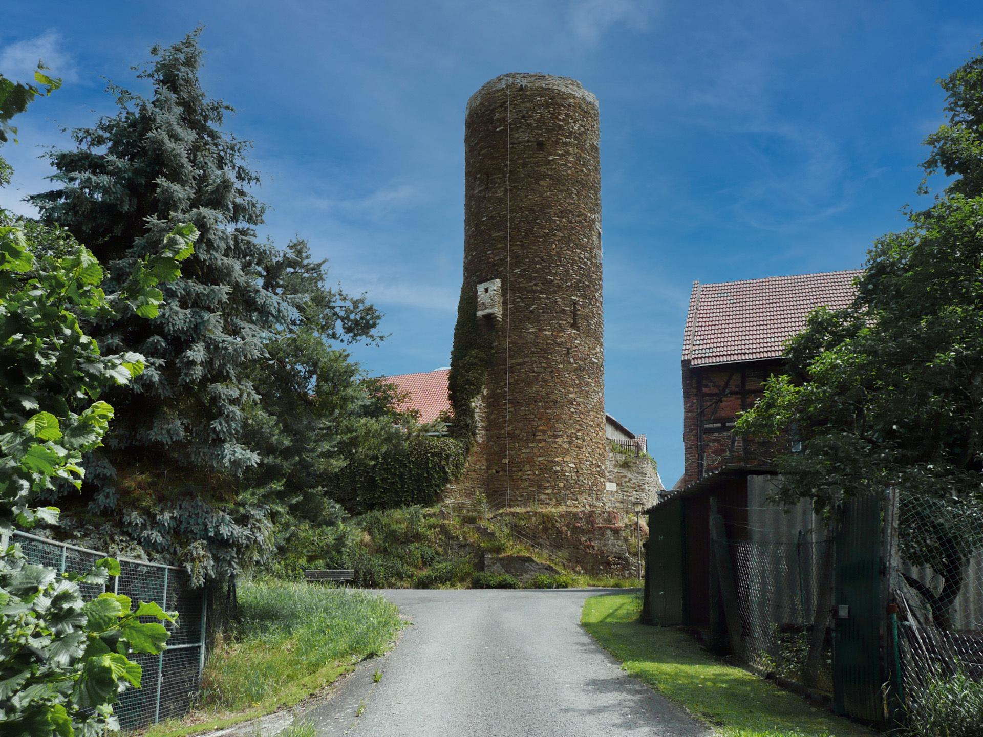 Hutturm, Walsdorf