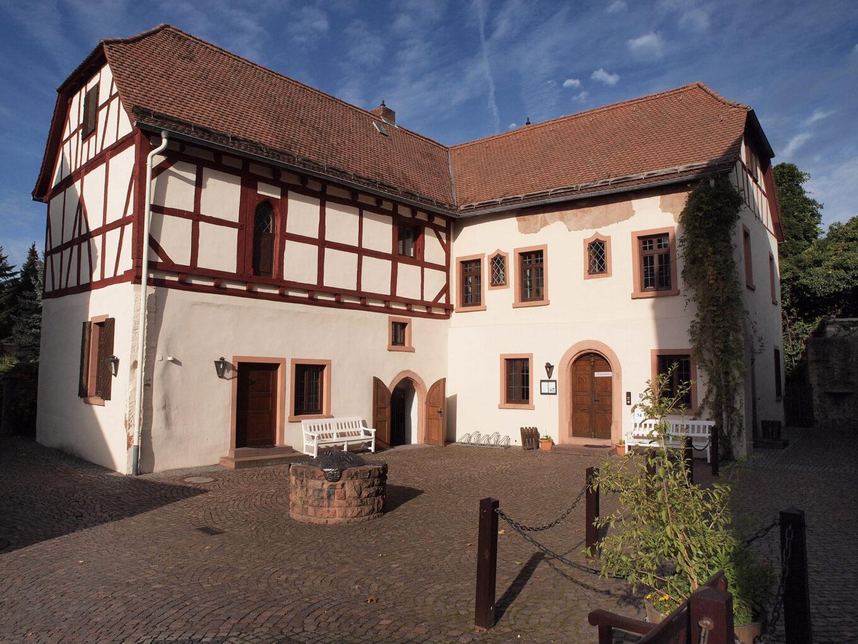 Kaiserpfalz Gelnhausen, Burgmannenhaus
