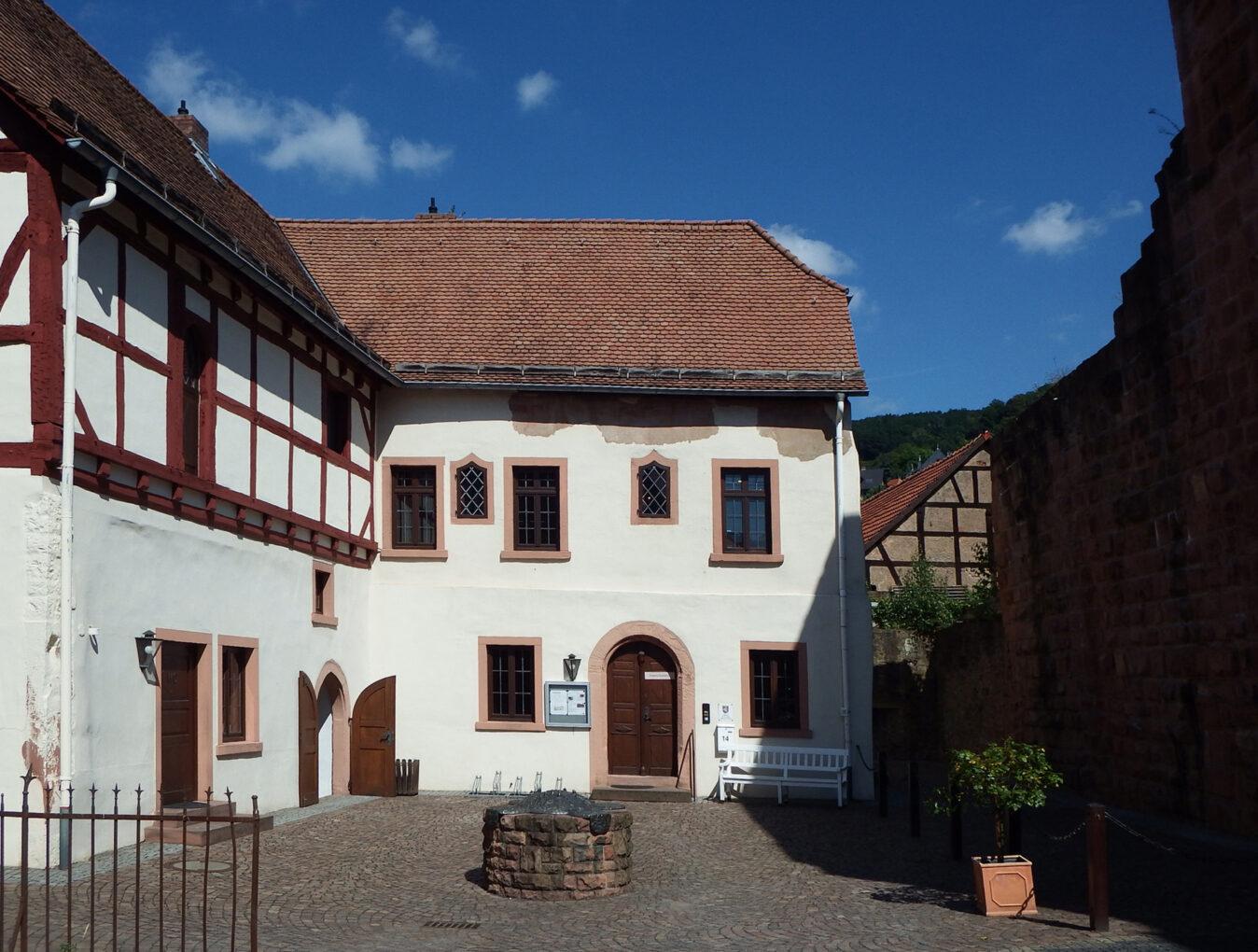Gelnhausen, Fassade