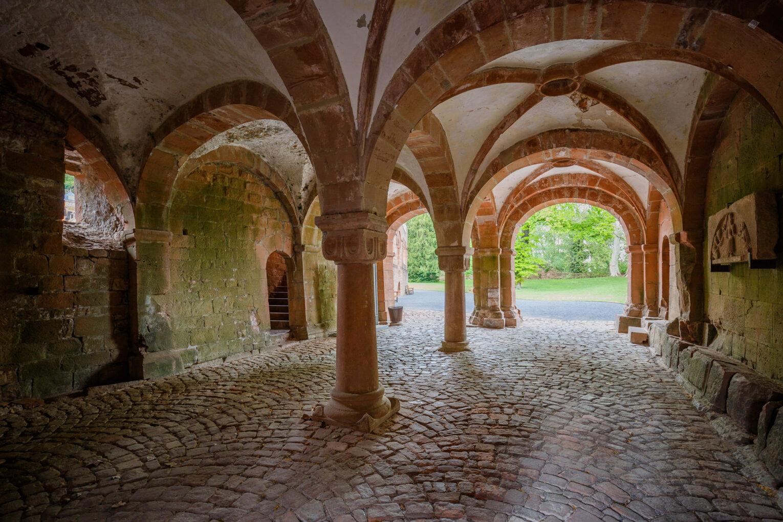 Kaiserpfalz Gelnhausen, Torhalle