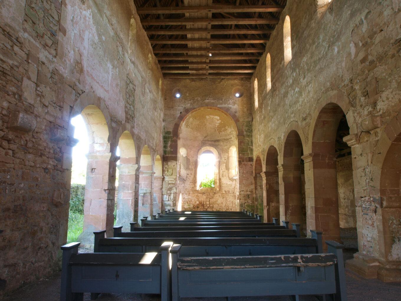 Kloster Konradsdorf, Kirchenschiff