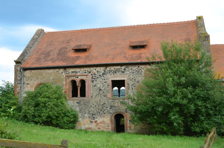 Kloster Konradsdorf, Propsteigebäude