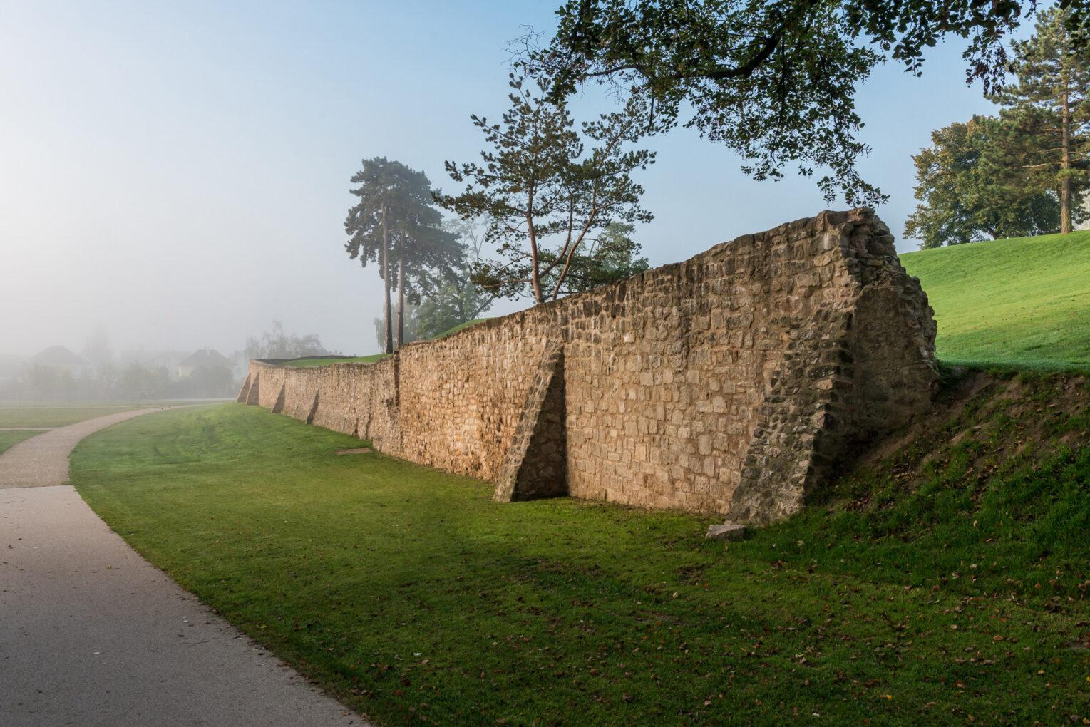 Kloster Lorsch, Mauer