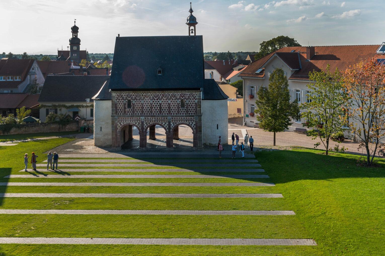 Kloster Lorsch, Torhalle