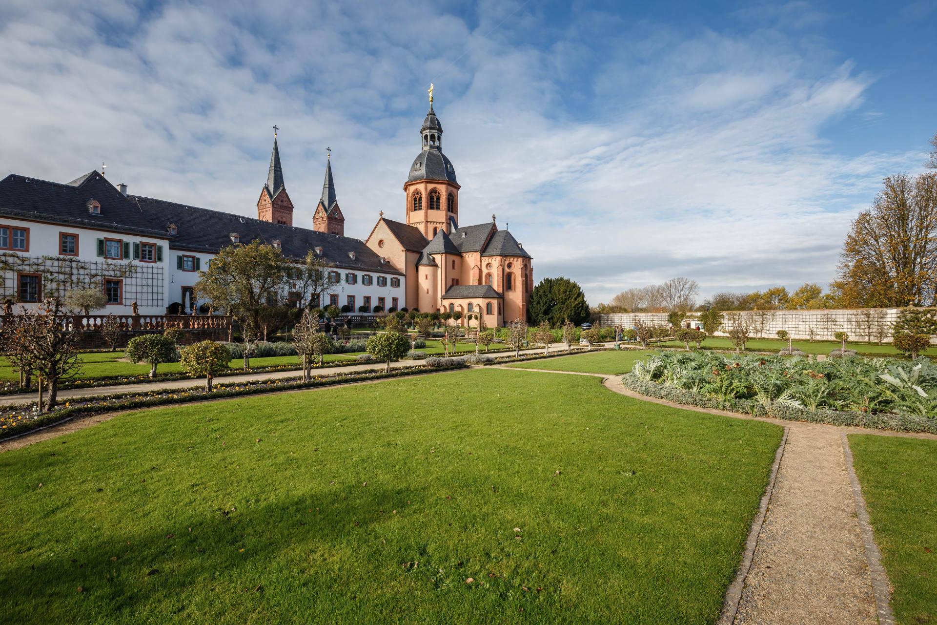 Leukel Kloster Seligenstadt