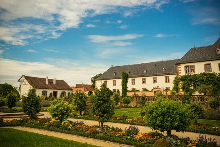 Kloster Seligenstadt, Konventgarten