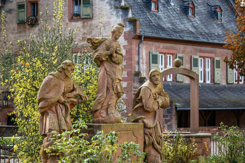 Leukel Kloster Seligenstadt 1