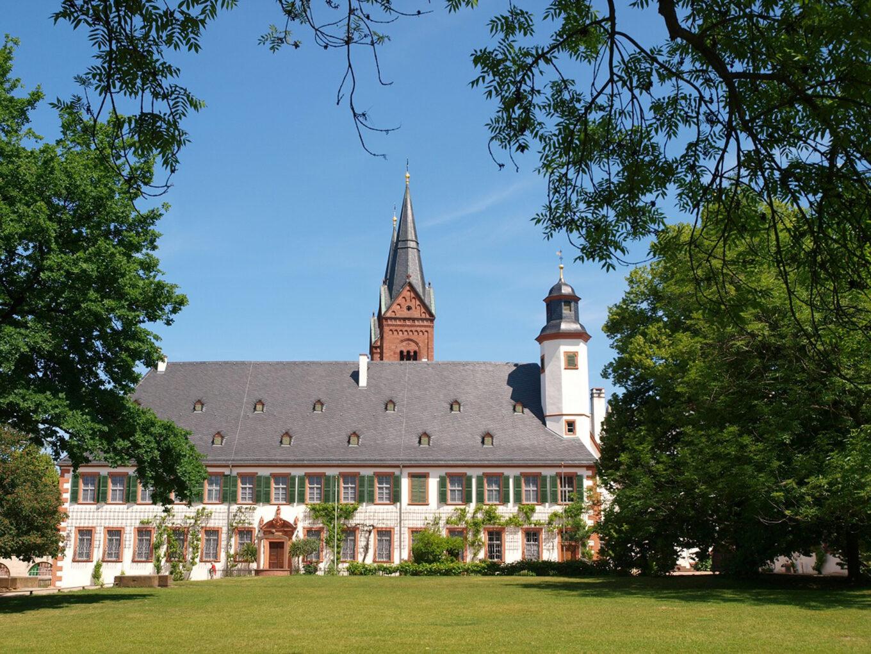 Kloster Seligenstadt, Prälaturgebäude