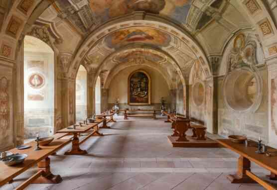 Kloster Seligenstadt, Refektorium