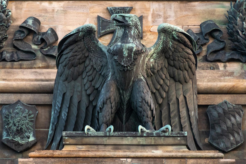 Niederwalddenkmal, Reichsadler