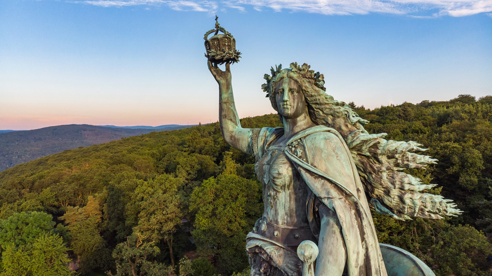 Niederwalddenkmal, Germania
