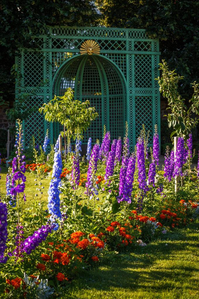 Prinz-Georg-Garten, Sitznische