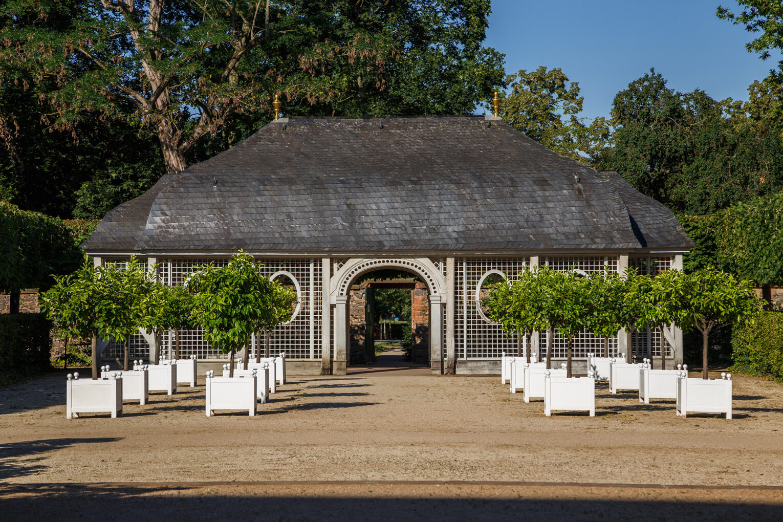 Prinz-Georg-Garten, Orangerie