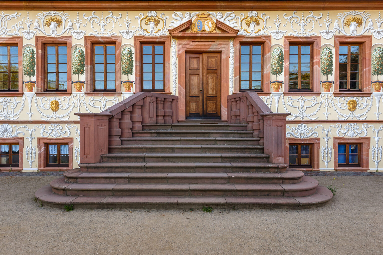 Prinz-Georg-Garten, Pretlacksches Gartenhaus