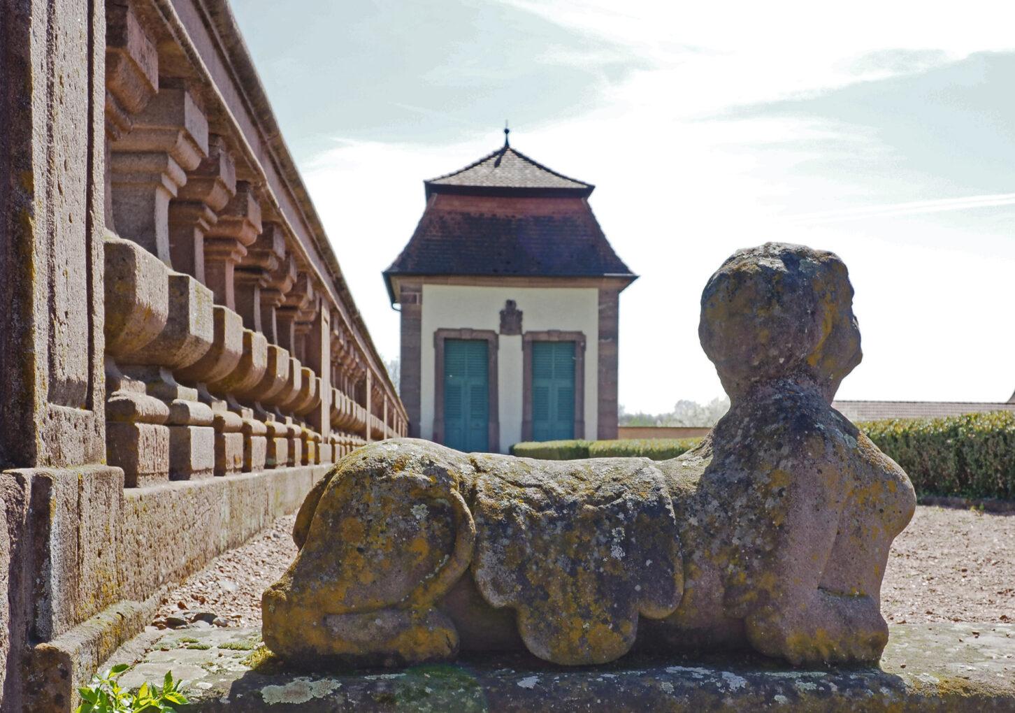 Propstei Johannesberg, Sphinx