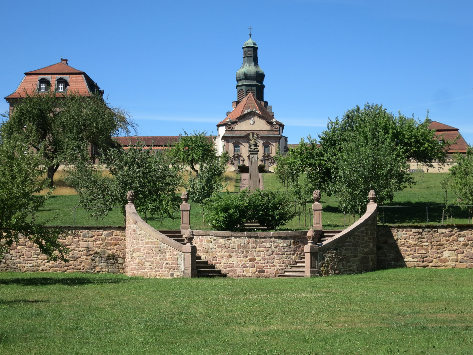 Johannesberg terrassen