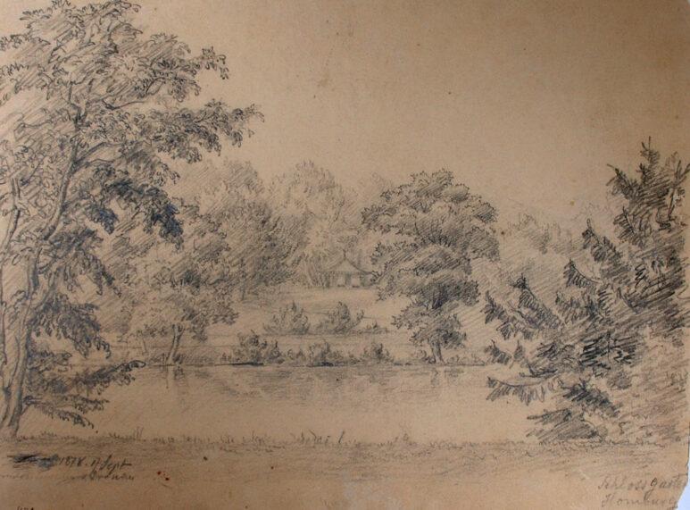 Tempel, Dronier 1878