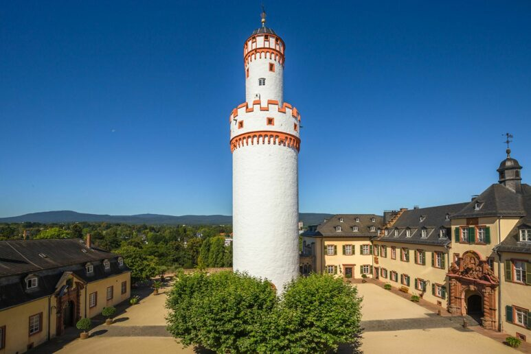 Schloss, Weißer Turm