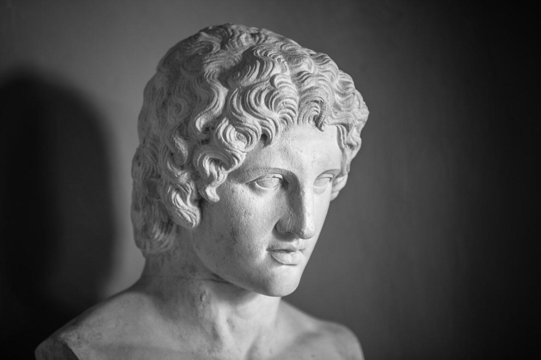 Büste Alexander der Große