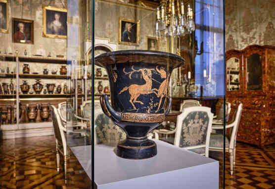 Antike italischer Kelchkrater