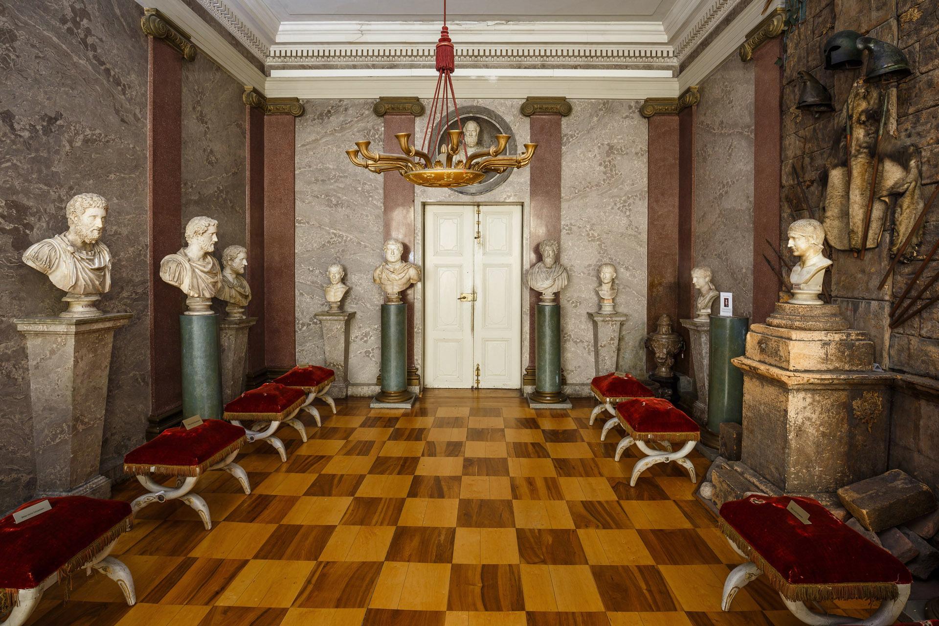 Audienzzimmer des Grafen Franz I. zu Erbach-Erbach
