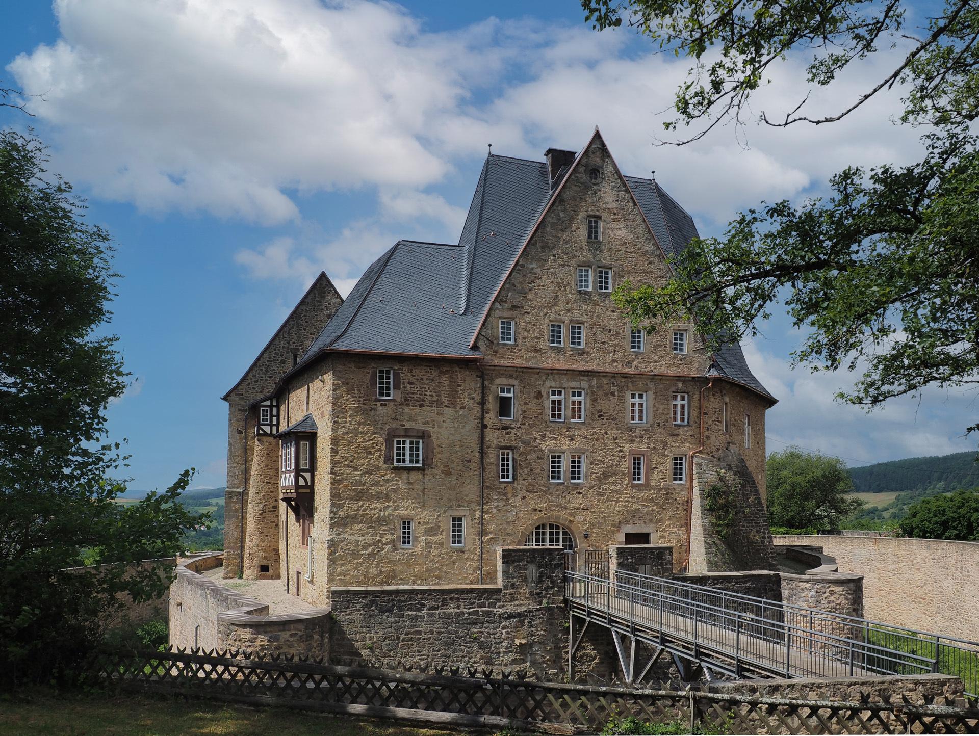 Schloss Spangenberg 7