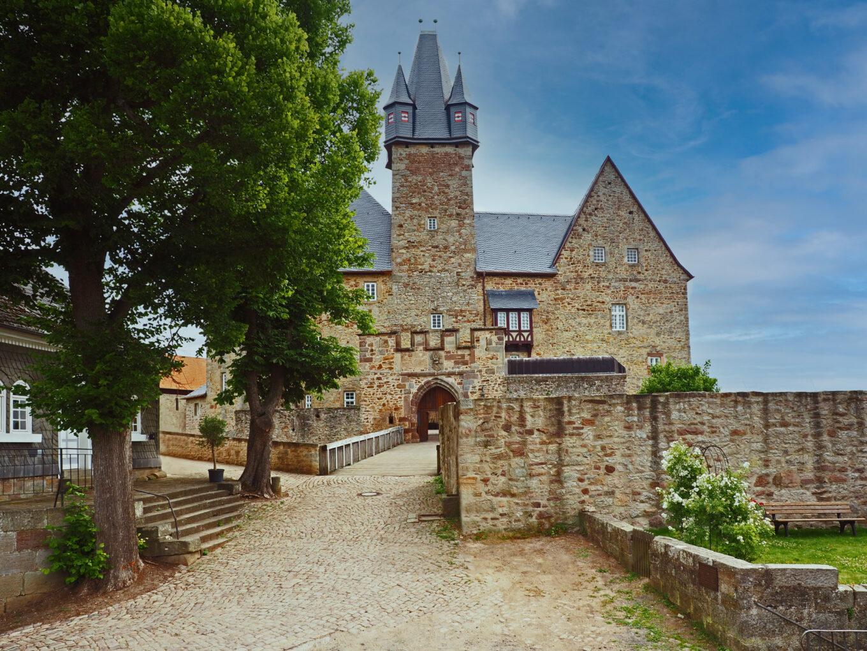 Schloss Spangenberg 1