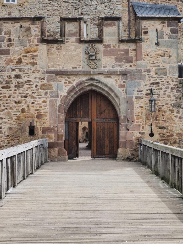 Schloss Spangenberg 17