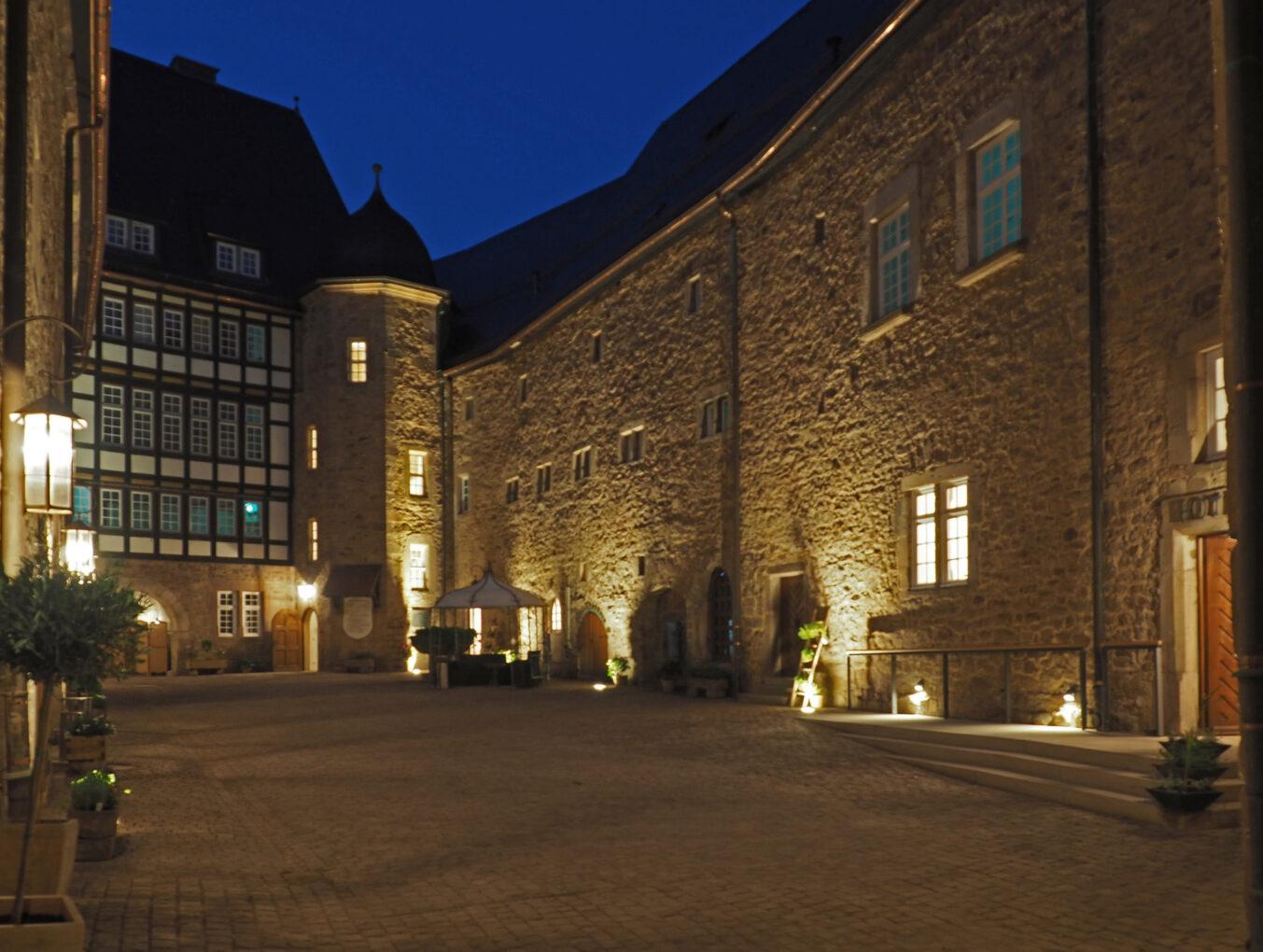 Schloss Spangenberg 21