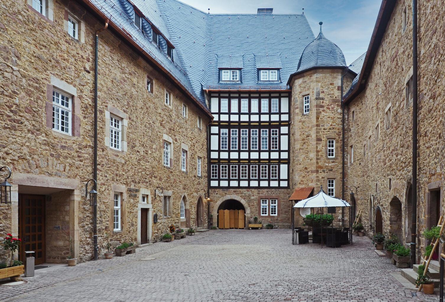 Schloss Spangenberg 28