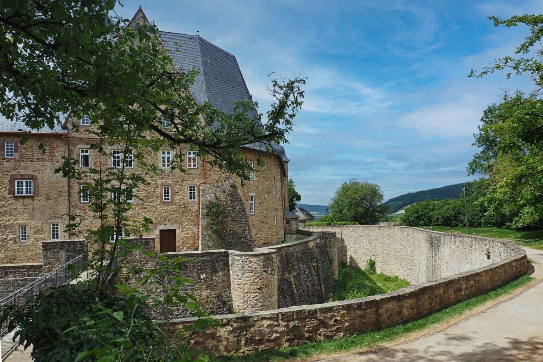 Schloss Spangenberg 6