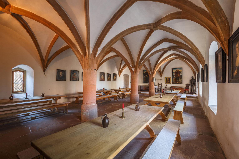 Steinau, Speisesaal