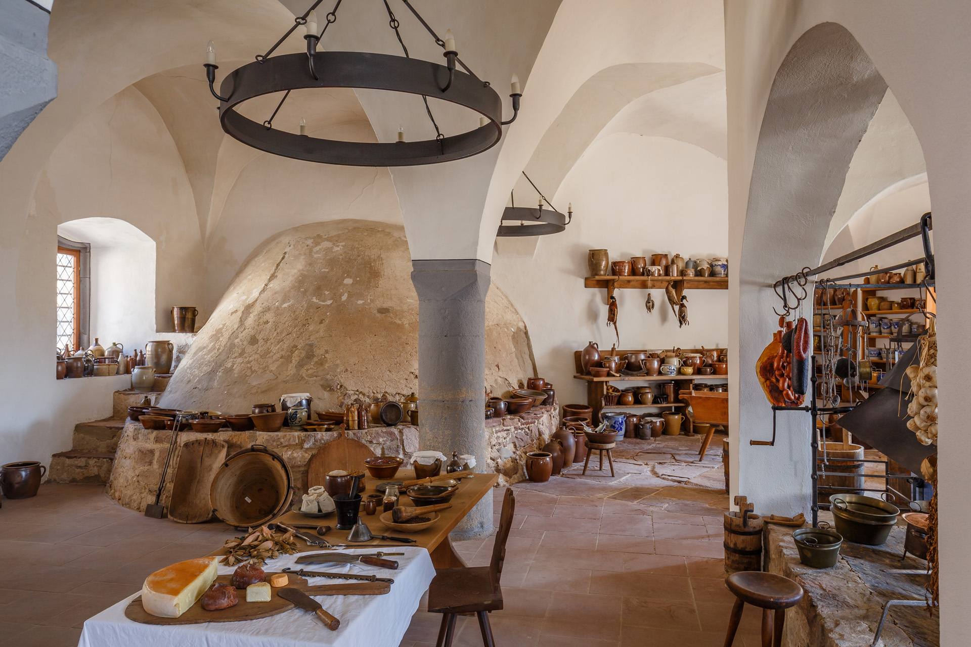 Steinau, Küche
