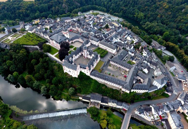 Weilburg, Luftbild