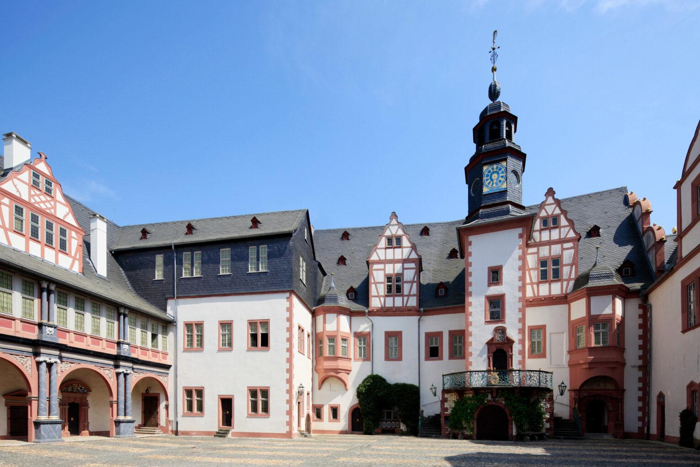 Weilburg, Innenhof