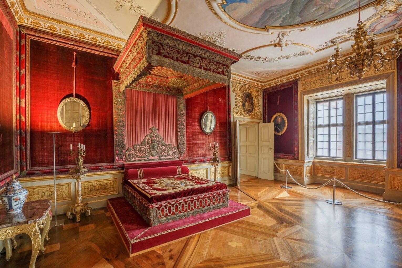 Schloss Weilburg, Kurfürstliches Gemach