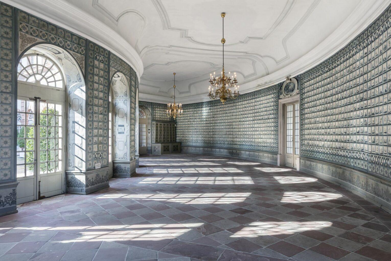 Schloss Weilburg, Obere Orangerie