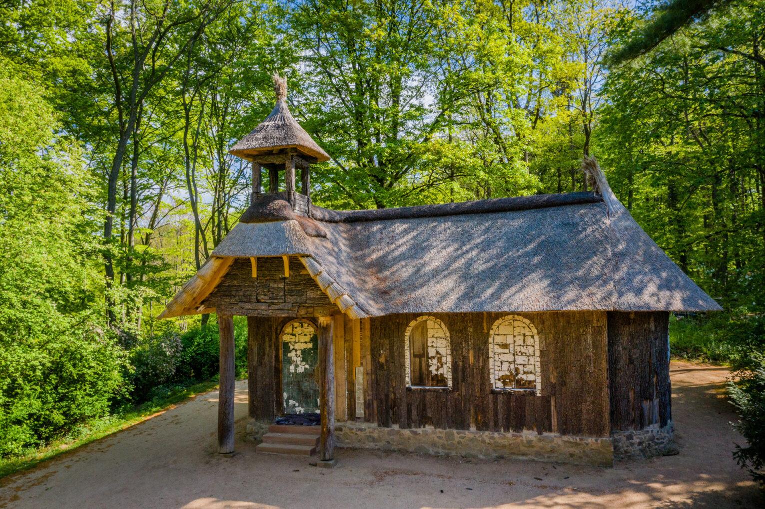 Fürstenlager, Kapelle