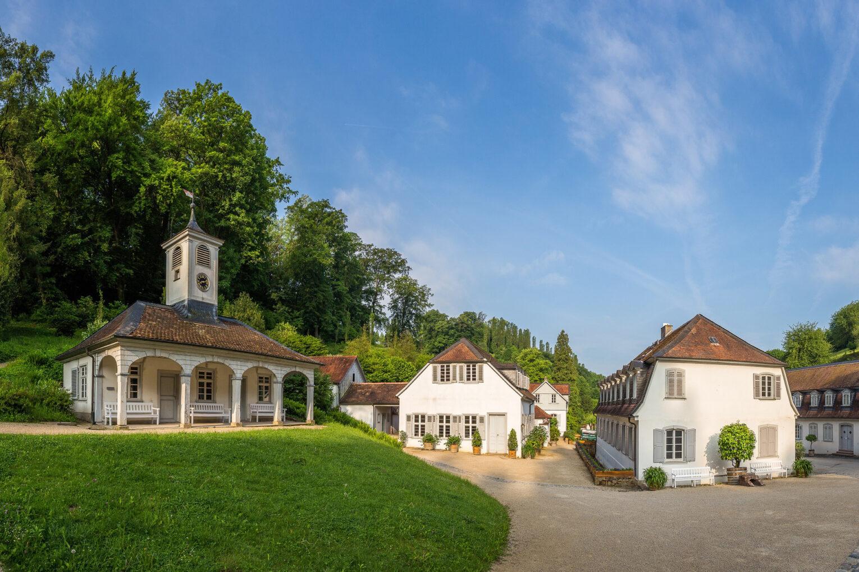 Fürstenlager, Wachthäuschen