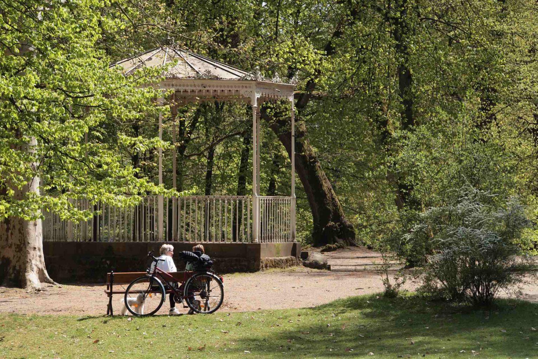 Pavillon in Hanau-Wilhelmsbad
