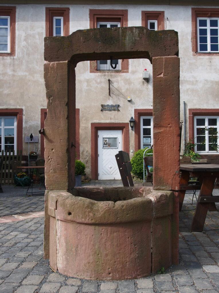 Veste Otzberg, Brunnen