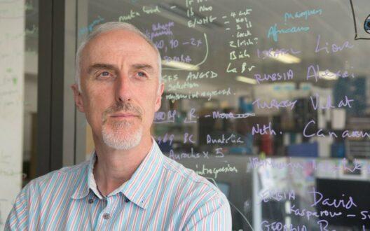 Prof. Dr. Dan Bradley / Trinity College Dublin
